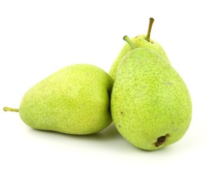 seasonal food health benefits - pears